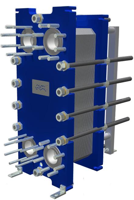 Стоимость полусварного пластинчатого теплообменника фирмыalfa laval теплообменник power 10 lt
